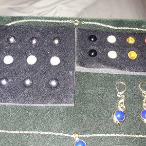 Jewelry - Interchangeable Earrings